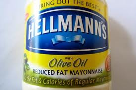 HellmannsOliveOilMayo